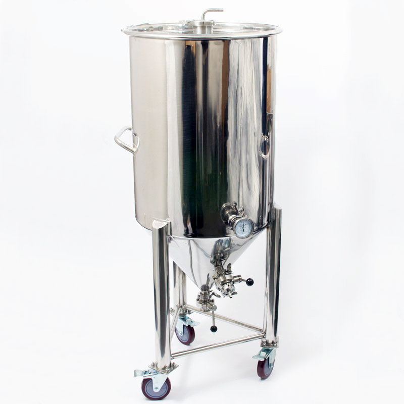Make kombucha in a quality fermenter