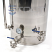 45 Gallon Brew Kettle with Thermowell Tangential Inlet and Sight Glass
