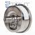 Pressure Gauge 0 to 30 psi, back mount