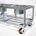 1.5 BBL Brew Stand Stainless Steel