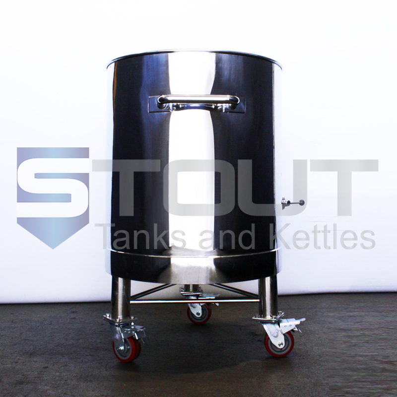55 gallon kombucha brewing equipment - back