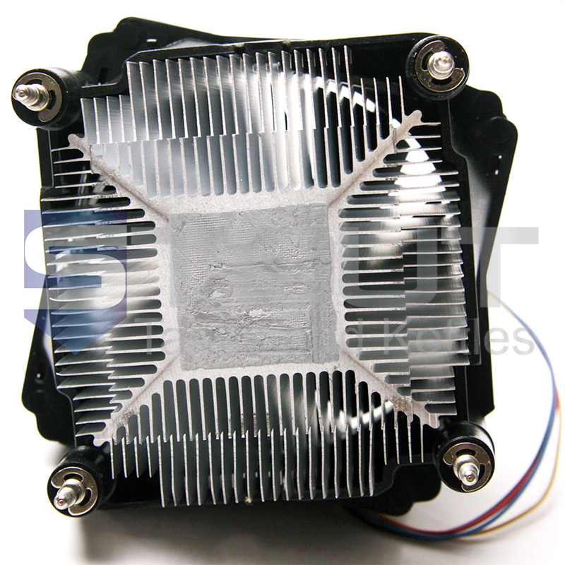 CPU FAN - Heat and Sink Fan bottom 2