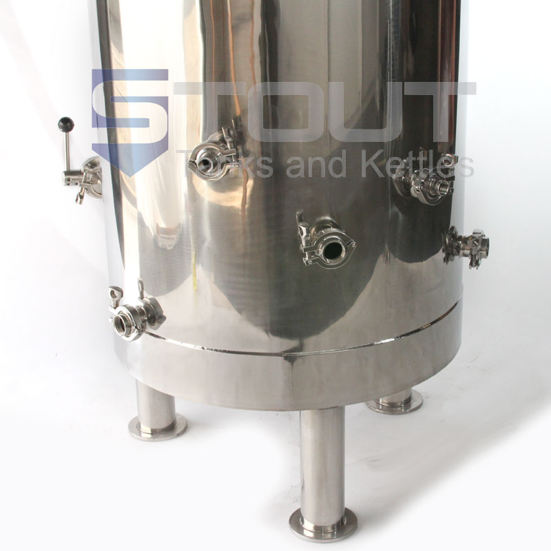2 Bbl Or 80 Gallon Stainless Steel Hot Liquor Tank For Sale