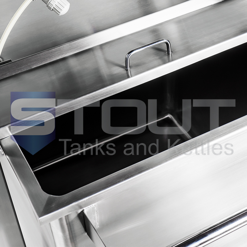 commercial cold brew coffee equipment brew bomb drawer