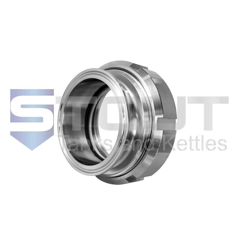"Process View Sight Glass (4"" Tri Clamp, 304SS/FKM/PTFE)"