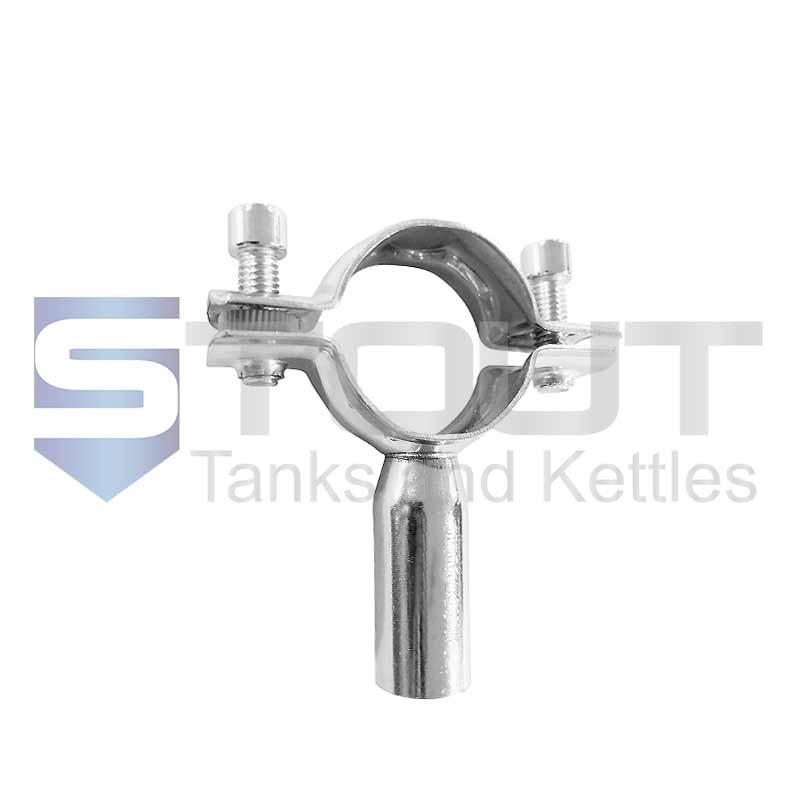 """1.5"""" Tubing Pipe Stand-Off (304SS)"""