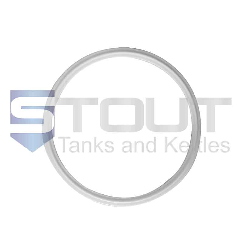"PTFE Gasket (8"" Tri Clamp, FDA)"