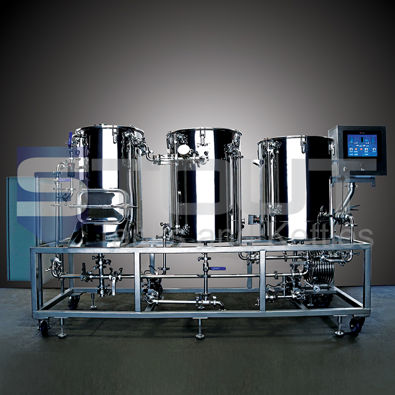 1 BBL Brewing System (The Pilot Pro - with 7-inch Advanced Controls)