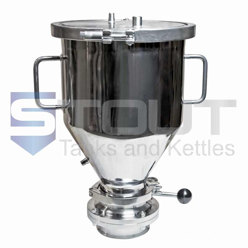 13 Liter Dry Hopper/Hop Doser- MAINTAIN HOP FLAVOR AND AROMA!!