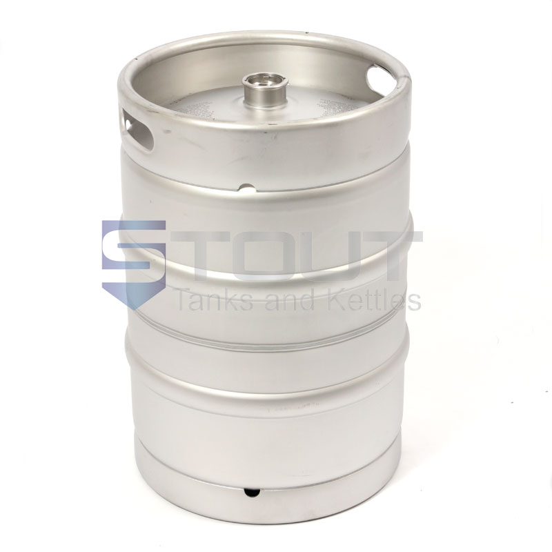 1/2 Barrel Keg (Single)