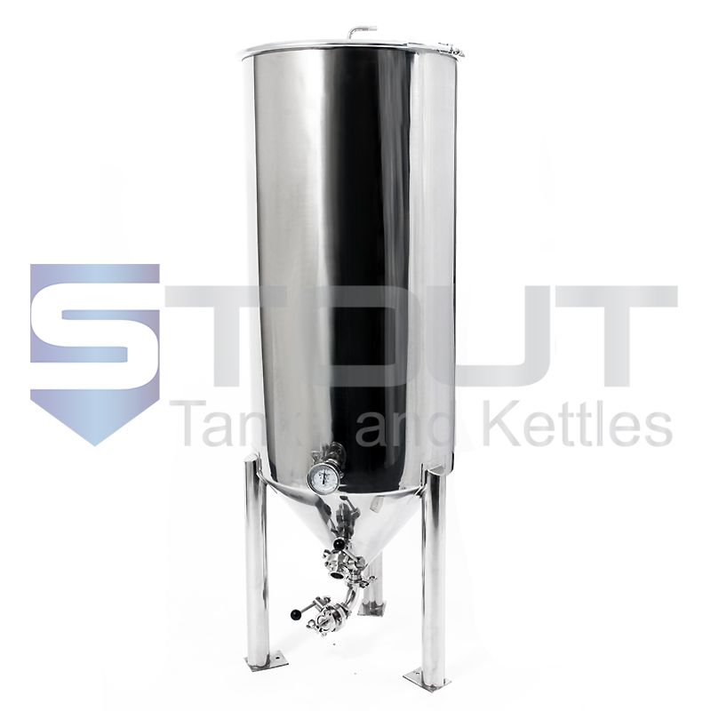 2 BBL Fermenter (with Cooling Coil)