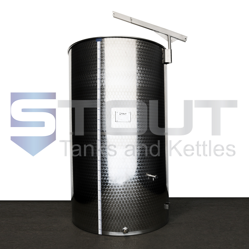 2150 Liter (568 Gallon) - Variable Capacity Tank (Flat Bottom)