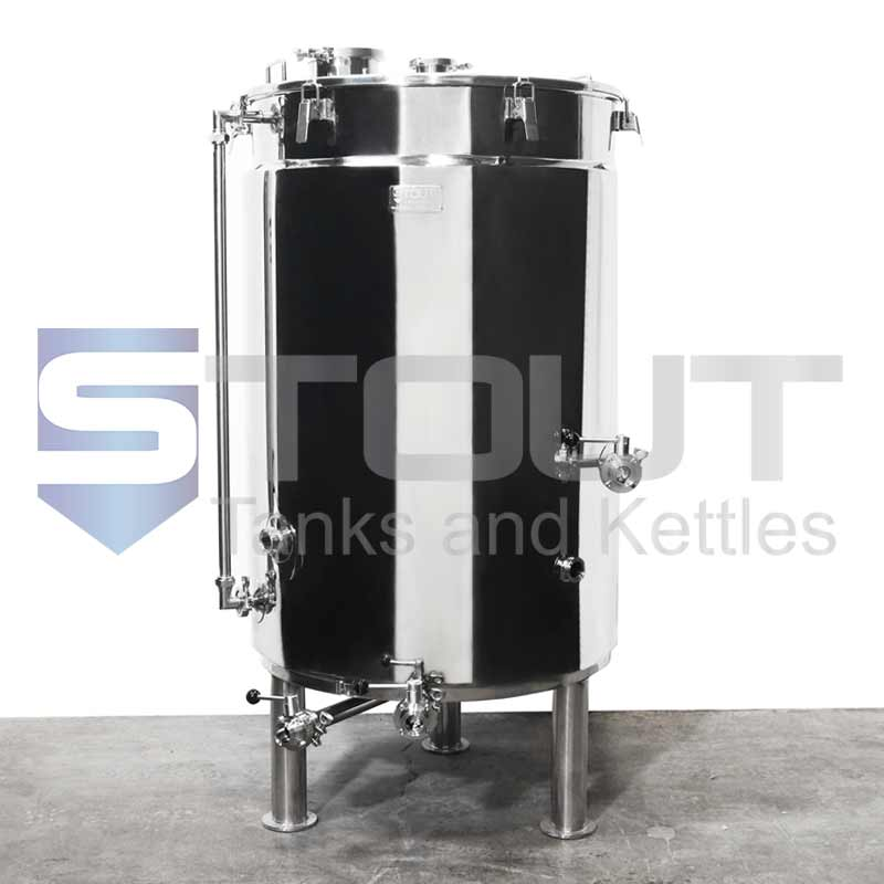 3 BBL Brew Kettle (Insulated, Electric)