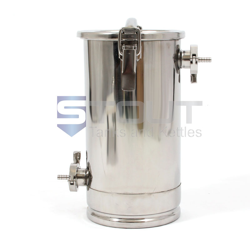3 Gallon HopBack (with Clamp Lid) - ONLY 1 LEFT!!