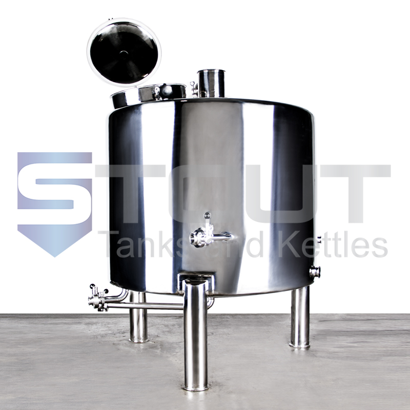 5 BBL Brew Kettle - Non-Insulated (Electric)