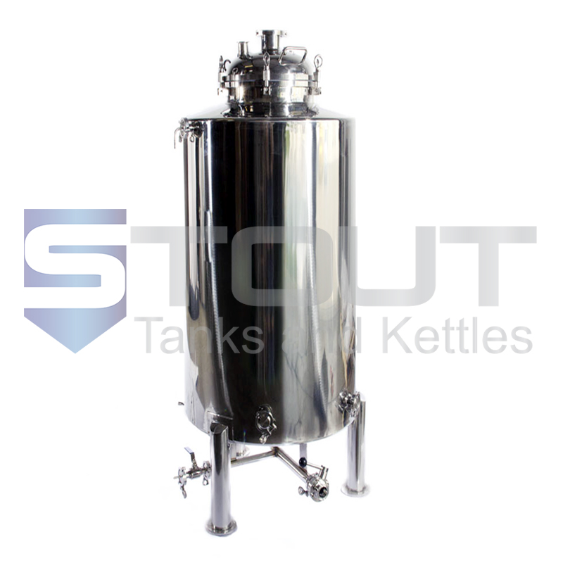 6 BBL Brite Tank (200 gallons)