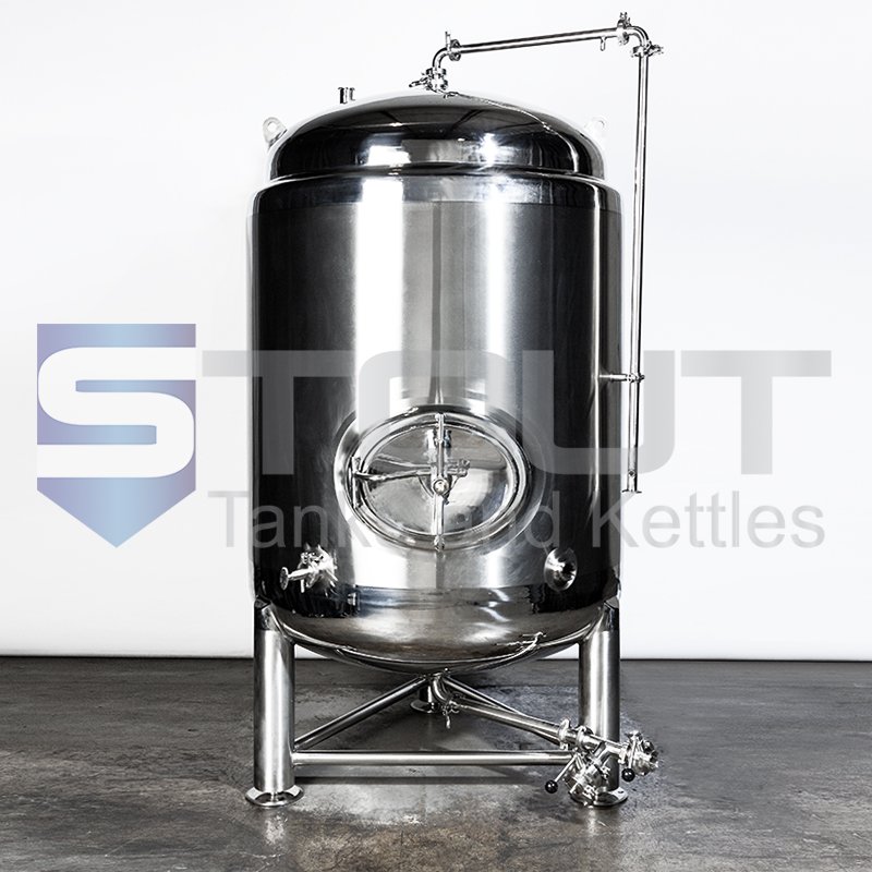 7 BBL Brite Beer Tank (Jacketed)