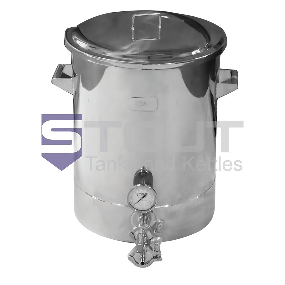 BK15TW-LL (83) 16 Gal. Brew Kettle with Laser Markings