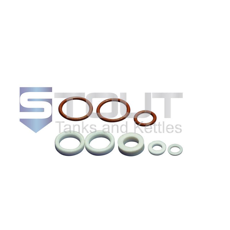 "Seal Kit (for 3/4"" 3-Way Ball Valves)"