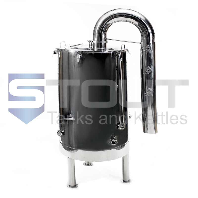 Condenser | for 2-4BBL FLAT TOP Brew Kettles