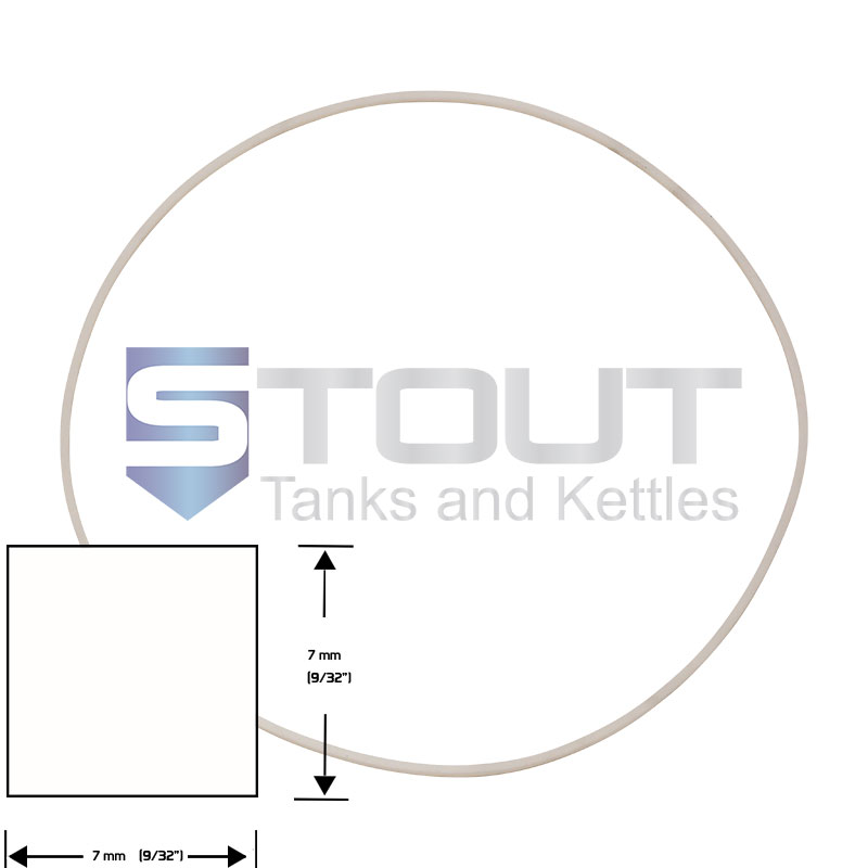 Lid Gasket (for 644mm Diameter Pressure Tanks)