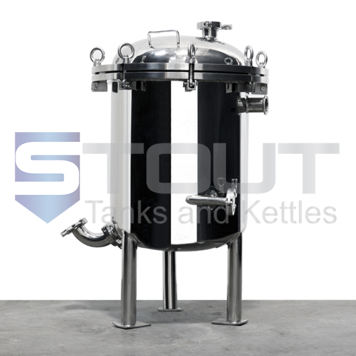 10 Gallon Wort Grant / Hopback Combo - GREAT FOR MIXING AND BLENDING FLAVORS