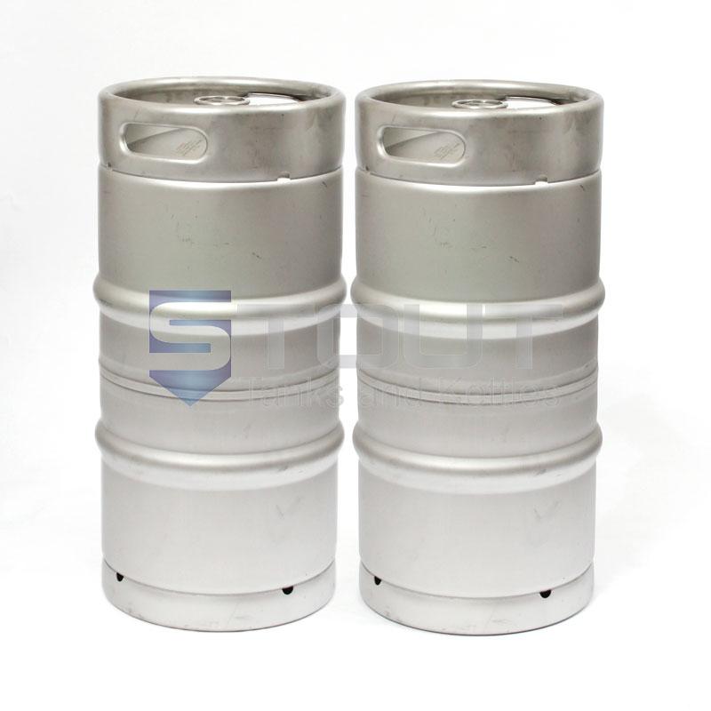 1/4 Barrel kegs (Box of 2)