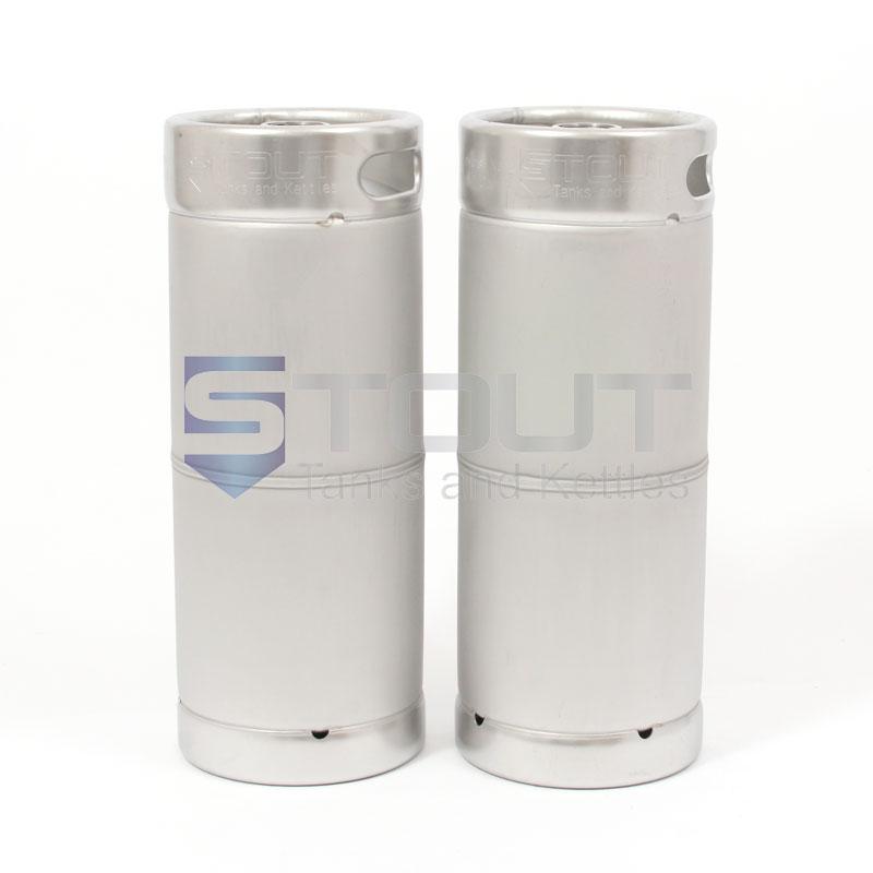 1 6 Barrel Kegs (Box of 2)