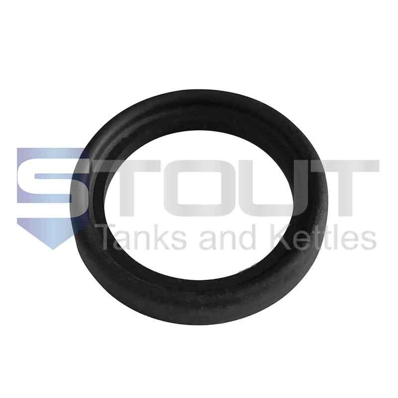 "Sanitary Gasket   1""/25mm DIN (EPDM)"