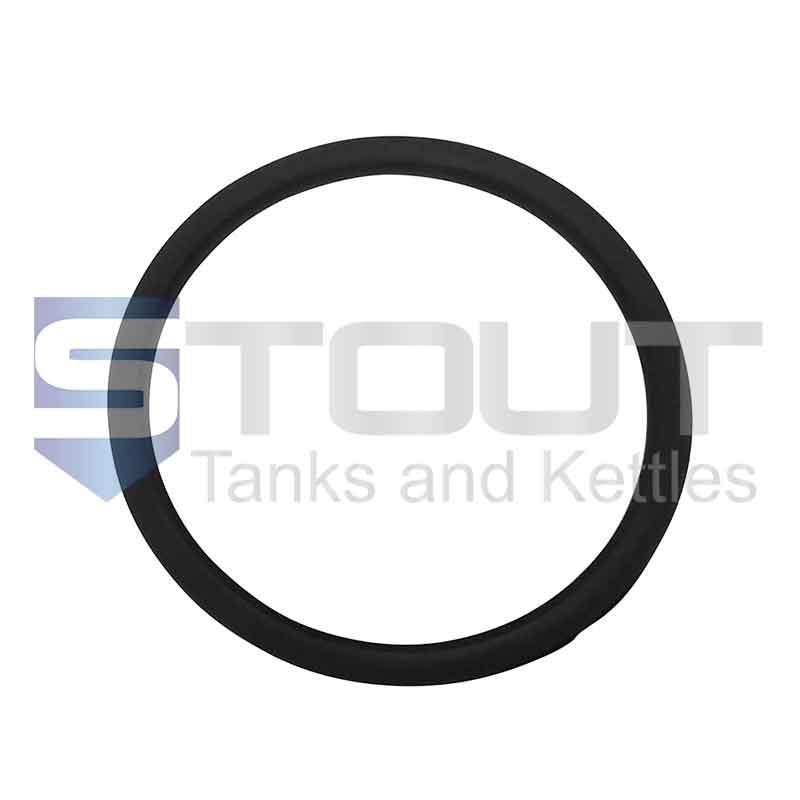 "Sanitary Gasket   3""/80mm DIN (EPDM)"