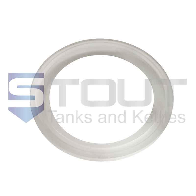 "PTFE Gasket | 1.5"" Tri Clamp (FDA)"