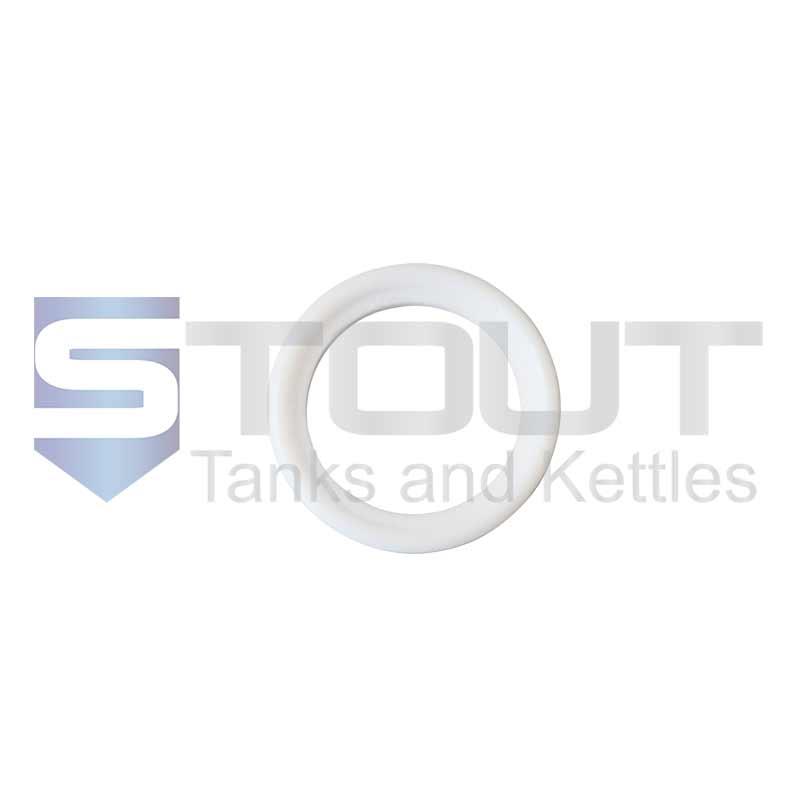 "PTFE Gasket | 3/4"" Tri Clamp (FDA)"