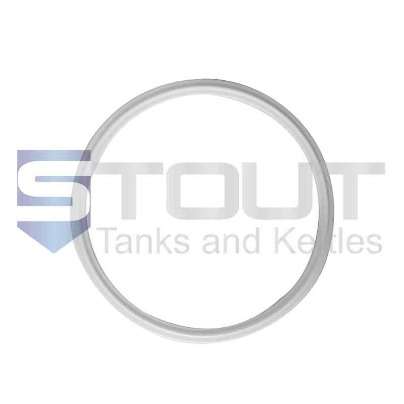 "PTFE Gasket   8"" Tri Clamp (FDA)"