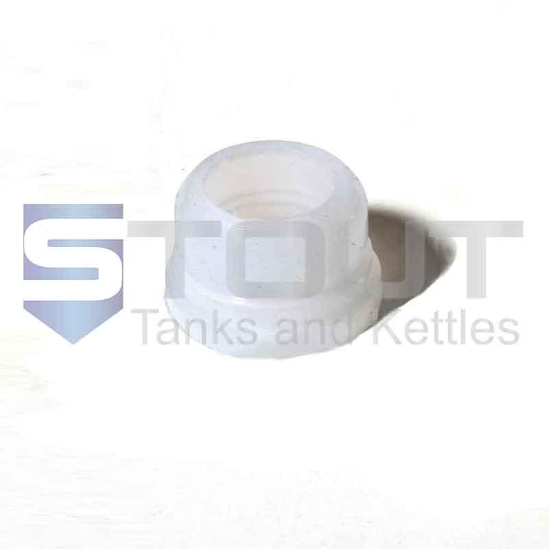 Silicone Sight Tubing Seal