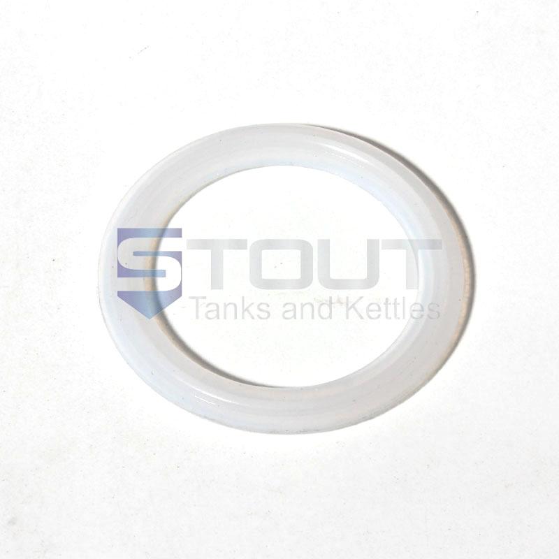 "Silicone Gasket | 2"" Tri Clamp (FDA)"