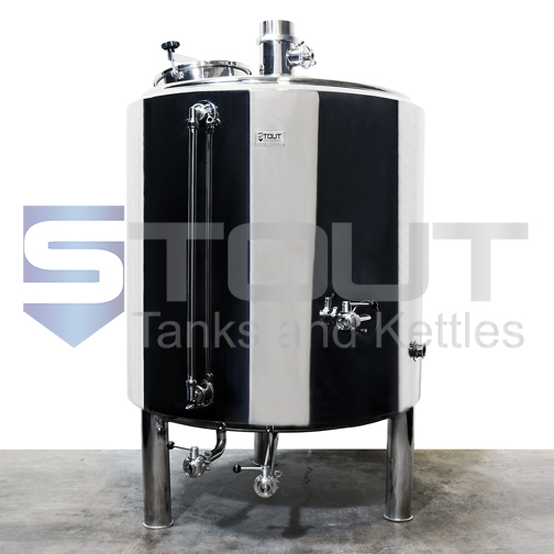 7 BBL Brew Kettle (Insulated, Electric)