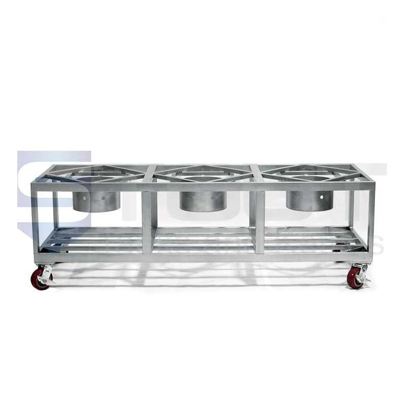 1 BBL Brew Stand (Stainless Steel)
