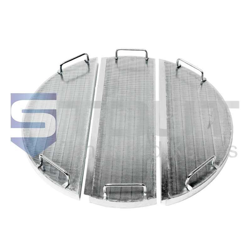 Wedge Wire / Slotted False Bottom   for 775mm diameter Mash Tuns