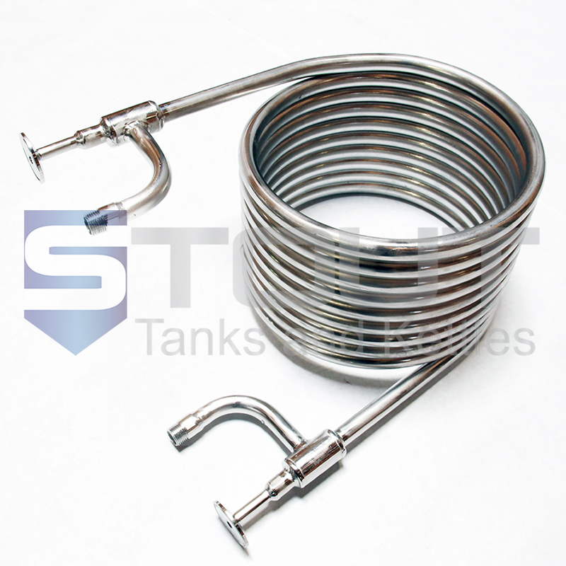 Counterflow Wort Chiller (Stainless Steel)