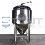 10 BBL Conical Fermenter / Unitank (Short, Jacketed)
