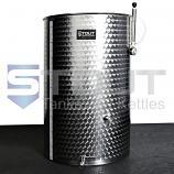 1000 Liter (264 Gallon) - Variable Capacity Tank (Flat Bottom)
