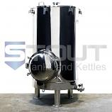 2 BBL Mash Tun (with 3 Recirculating Fittings and Manway)