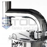 Condensate Stack | for 5-7bbl Brew Kettles