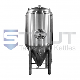 20 BBL Conical Fermenter / Unitank (Jacketed with Shadowless Manway)