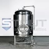 4 BBL Brite Tank (Jacketed)