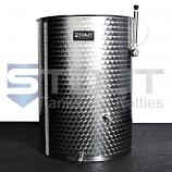 500 Liter (132 Gallon) - Variable Capacity Tank (Flat Bottom)