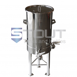 21.5 Gallon Electric Brew Kettle (on Legs)