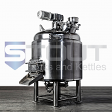 TOP SELLER!! - 7 BBL Mash Tun (with Rakes and Plows)