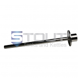 "Thermowell (8"", threaded)"