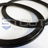 "Gasket (for 6"" Grist Hydrator Port on Mash Tuns with Rakes and Plow)"